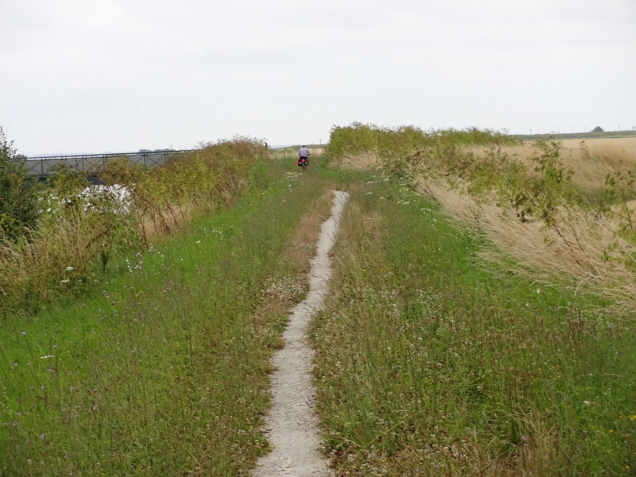 Sentier vélodyssé
