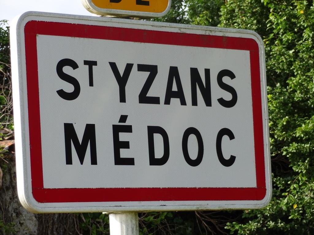 8 ST Yzans médoc