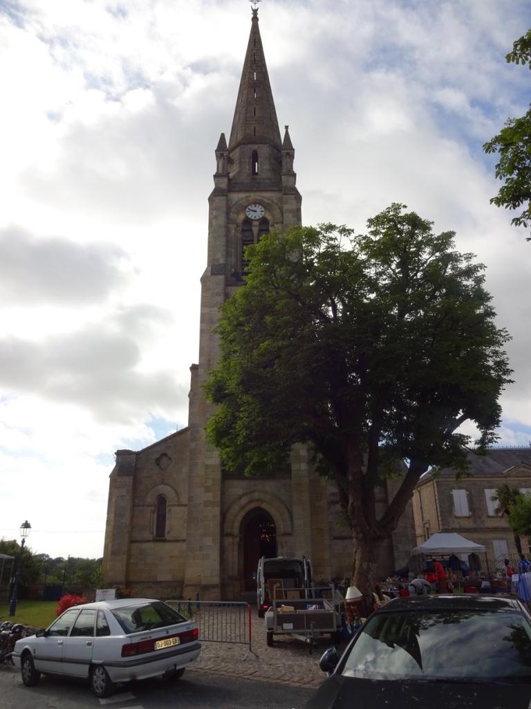 9 église ST Yzans