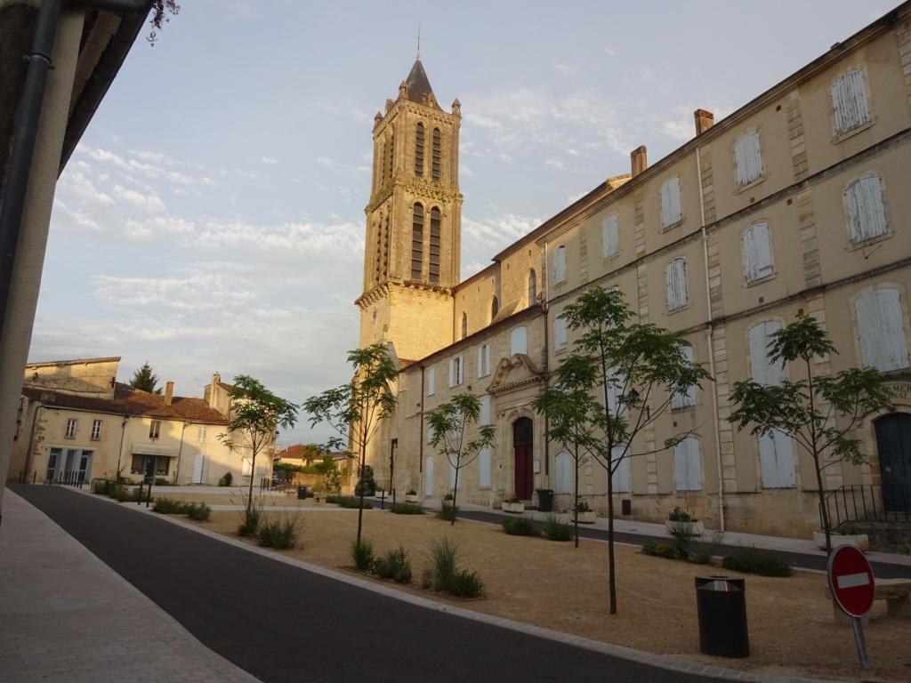 2 ancienne abbaye la Réole