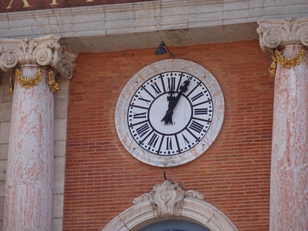 21 horloge capitole