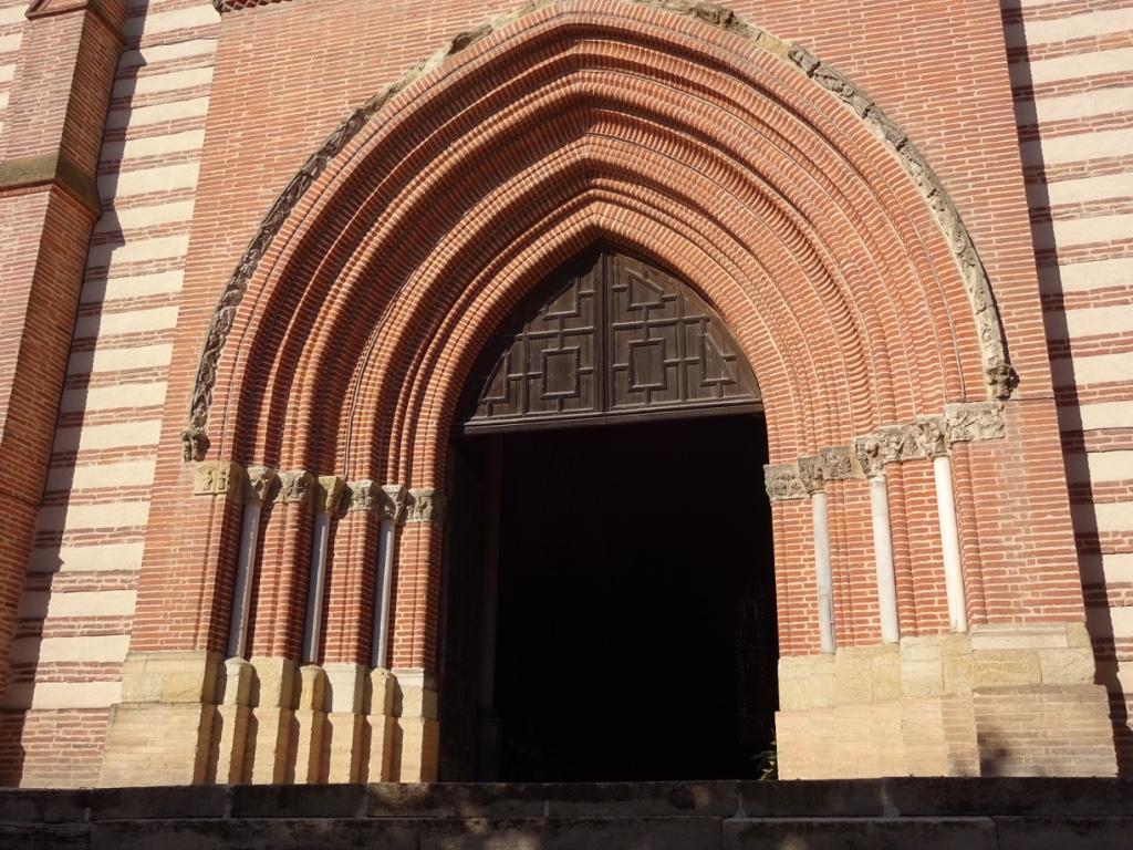 8 porte église grisolle