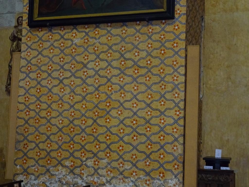 35 peinture église