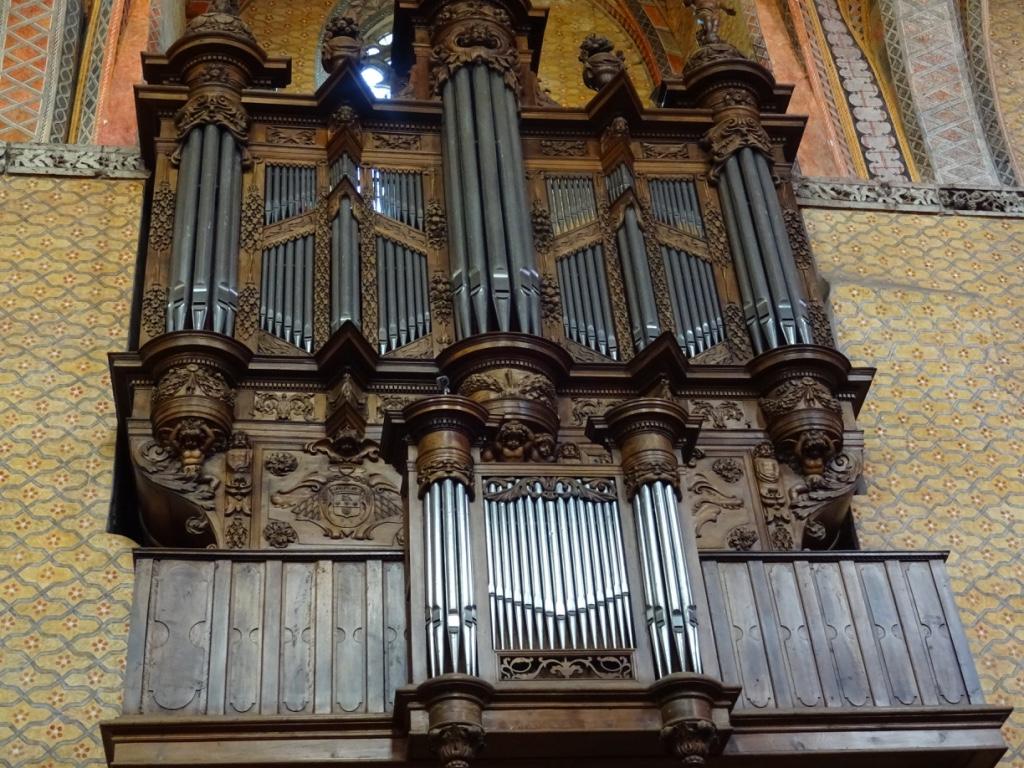 36 orgue église