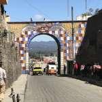 Entrée de Chichicastenango