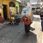 Le transport de marchandises