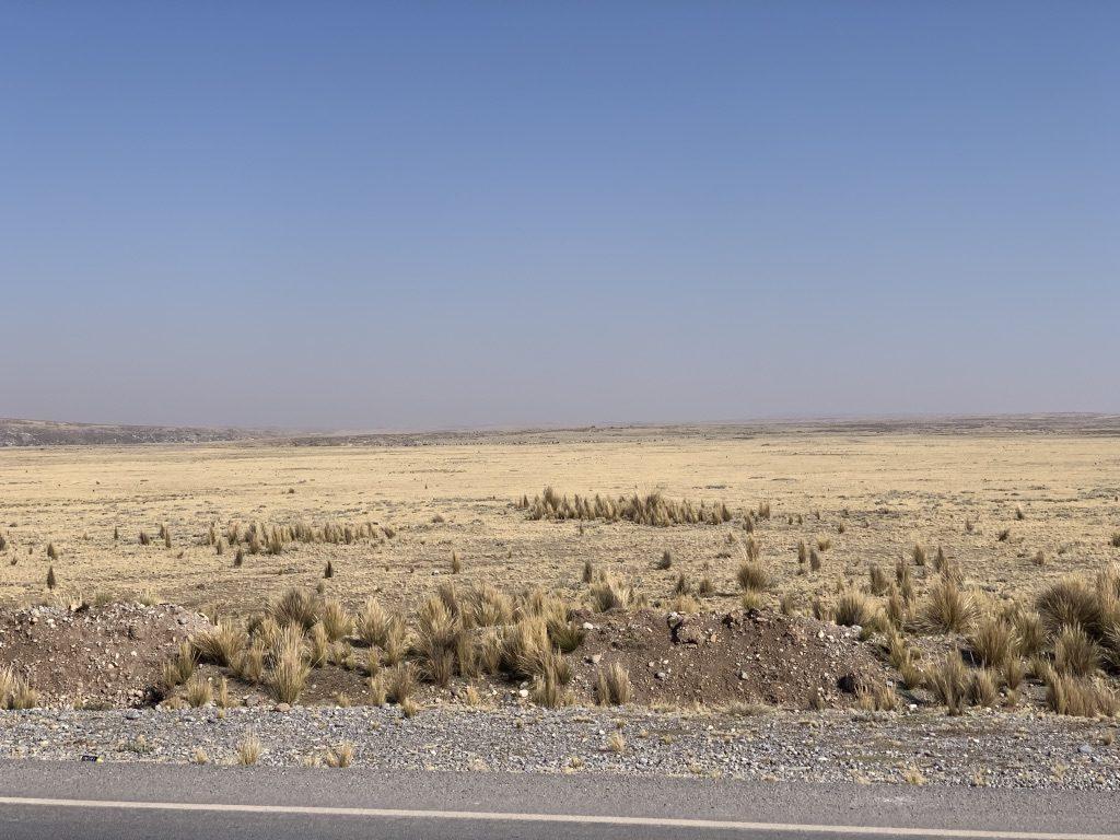 Ca fait désertique