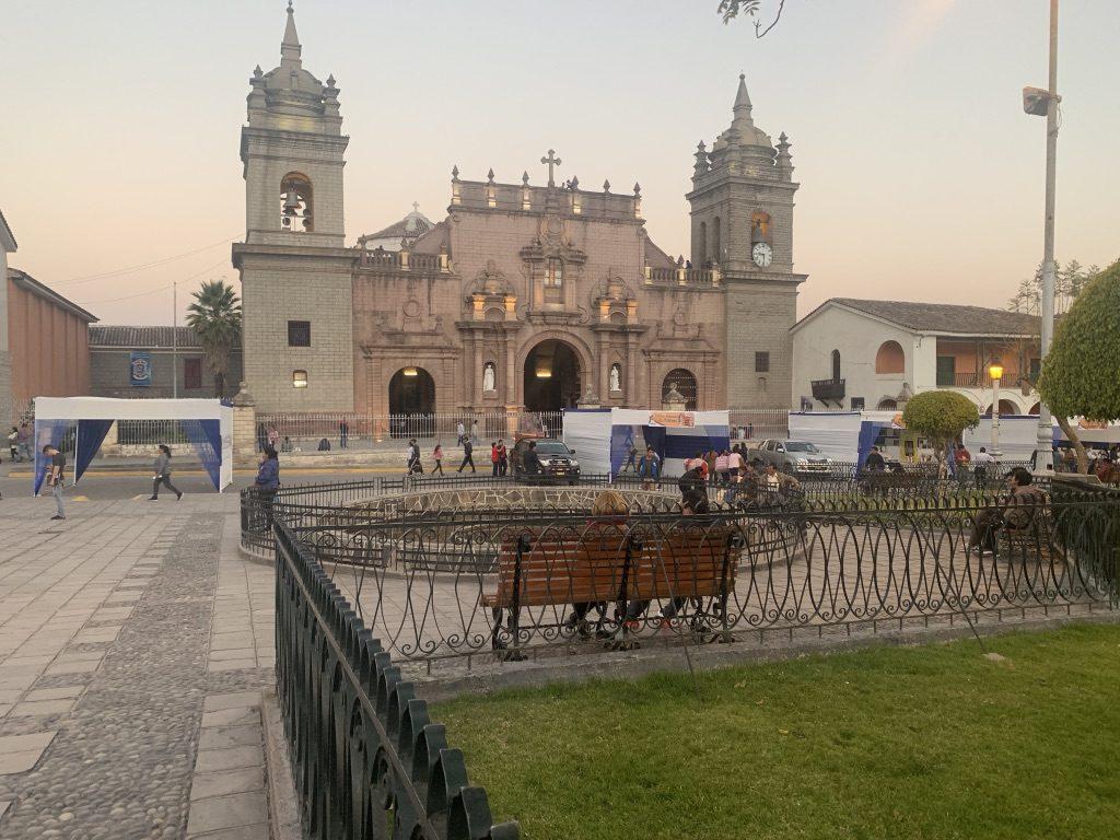 Cathédrale de Ayacucho