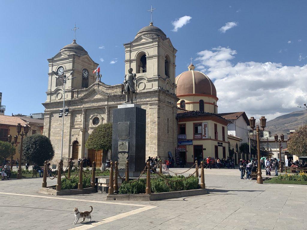Eglise de Huancayo