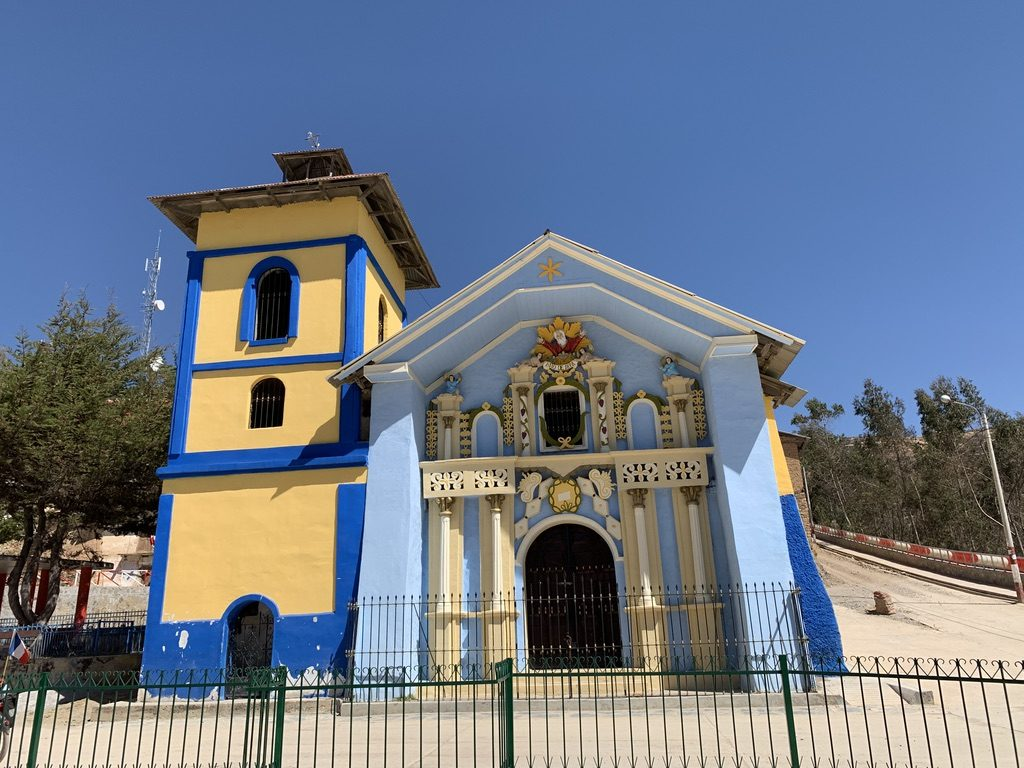 Eglise de Jucul