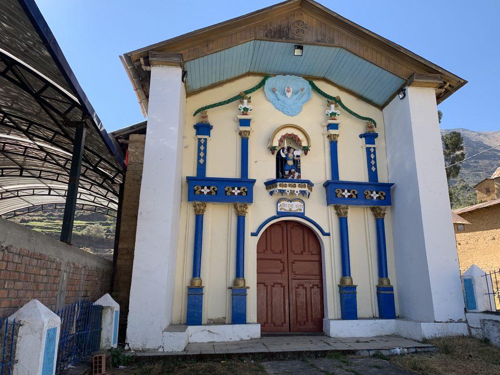 Eglise de Parquin