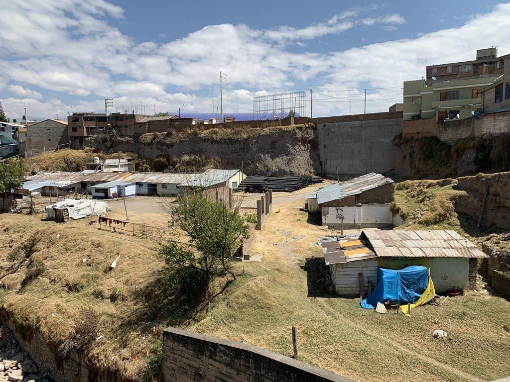 Quartier pauvre de Huancayo