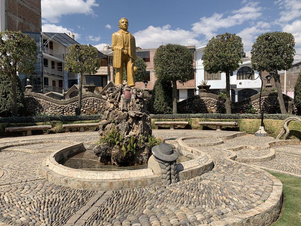 Ses statues
