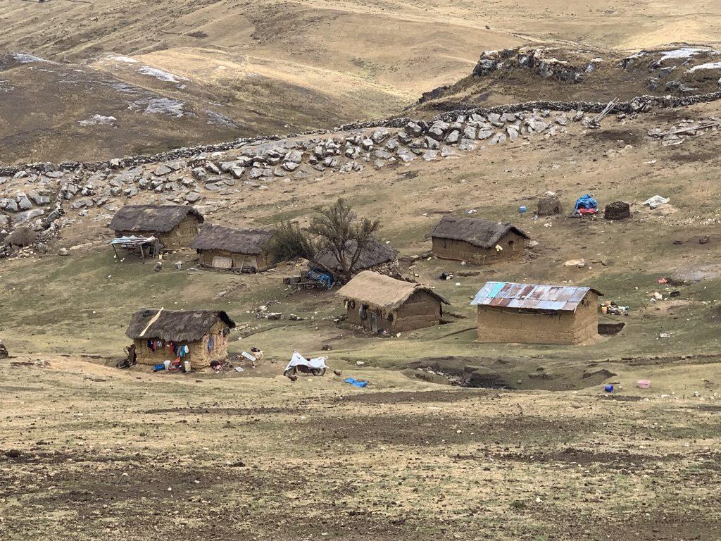Un petit hameau