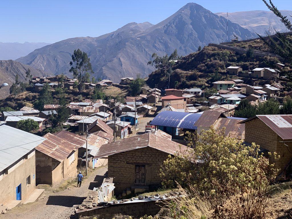 Village de Parquin