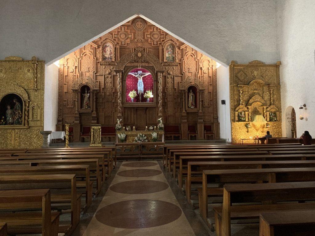 Belle église