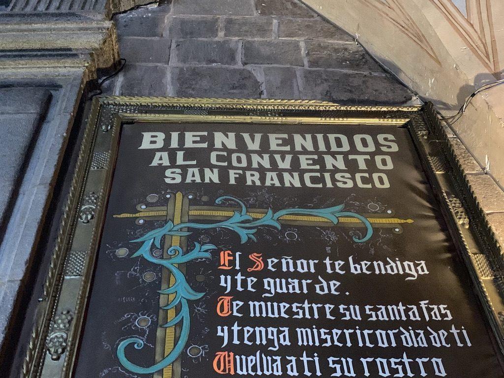 Couvent San Francisco