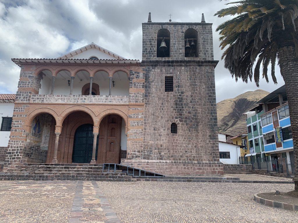 Iglesia Urcos