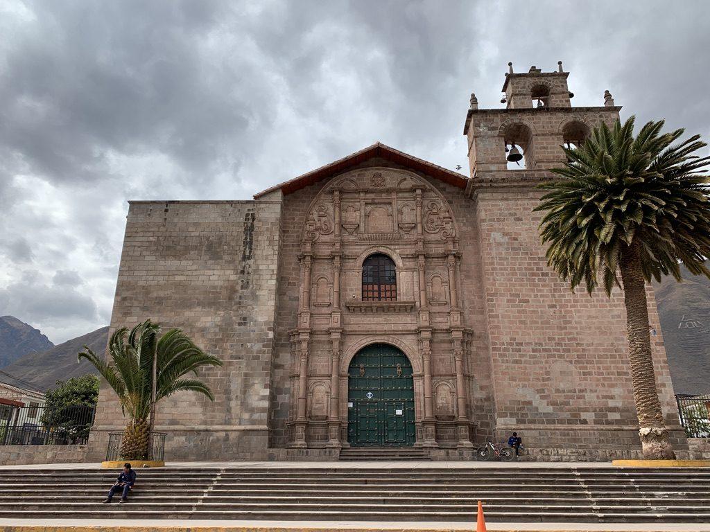 Iglesia de Urubamba