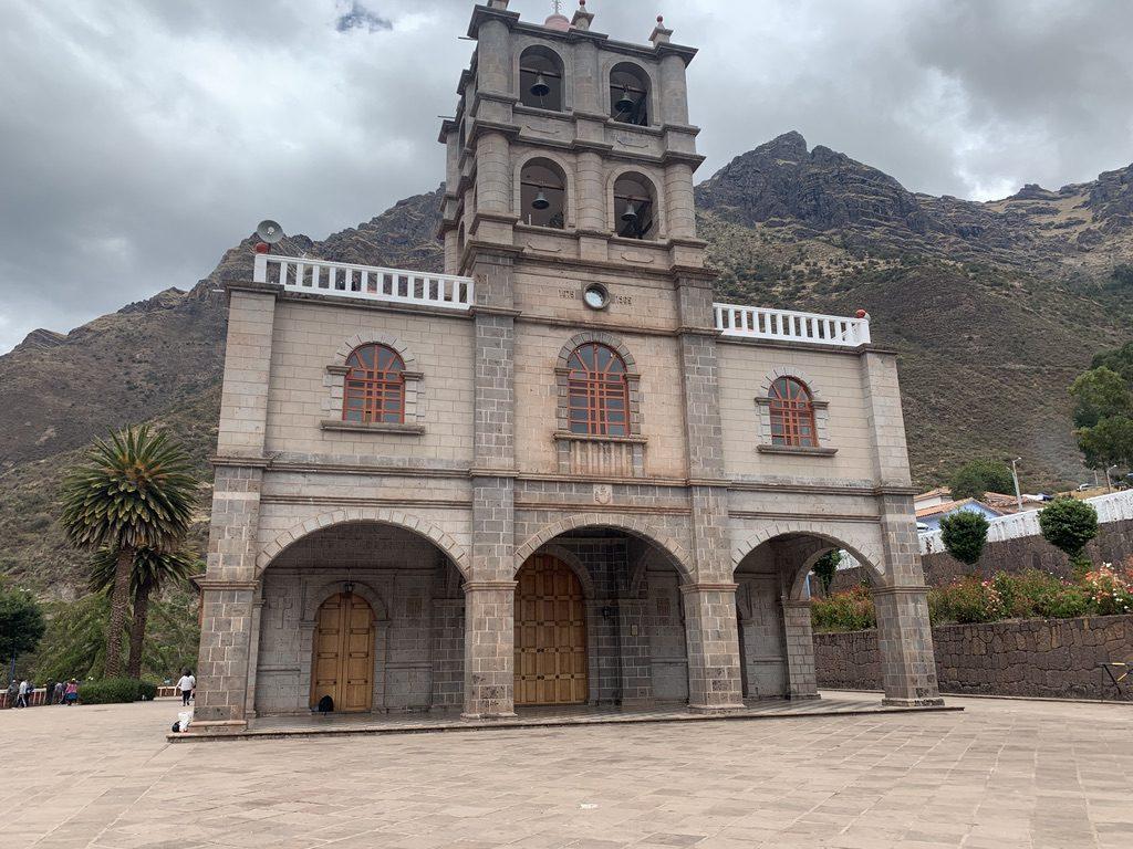 Sanctuaire du seigneur de Huanca