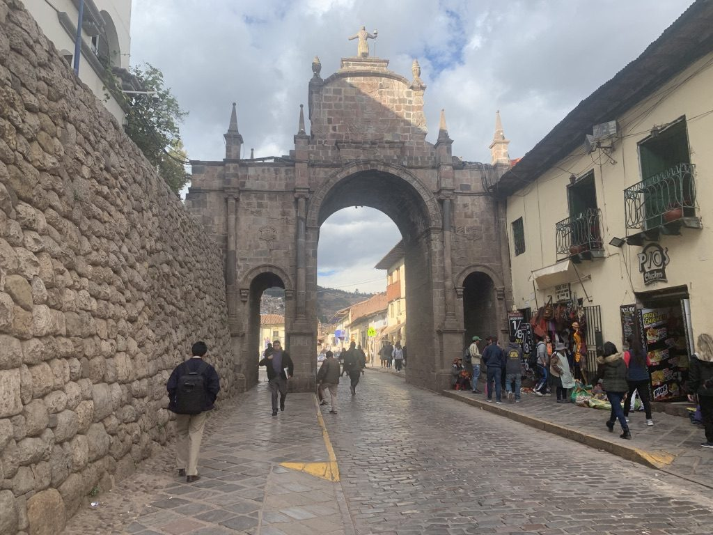 Rue de Cuzco