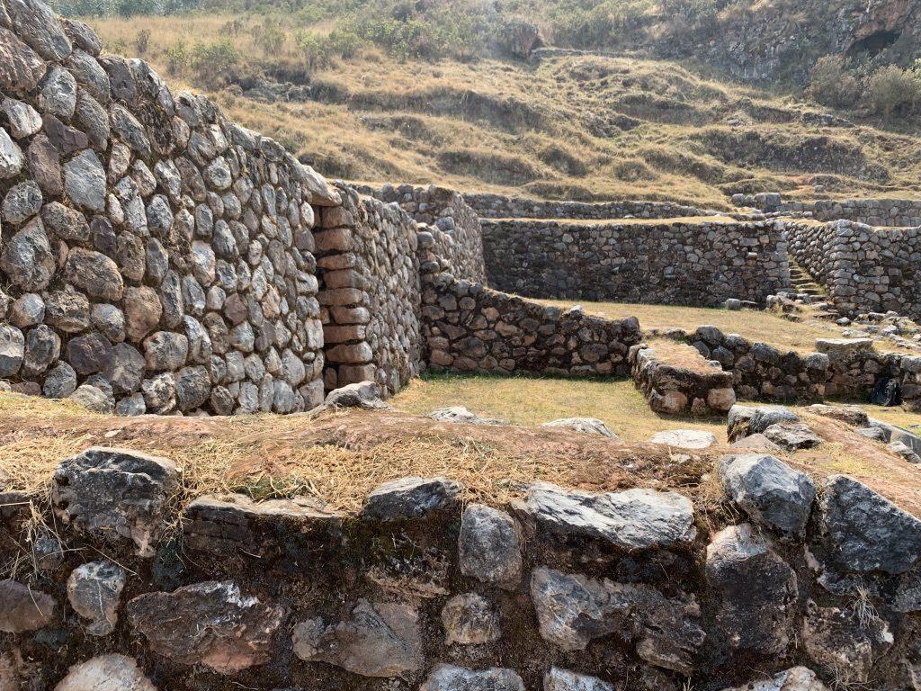 Site historique de Killarumiyoq avant Cuzco