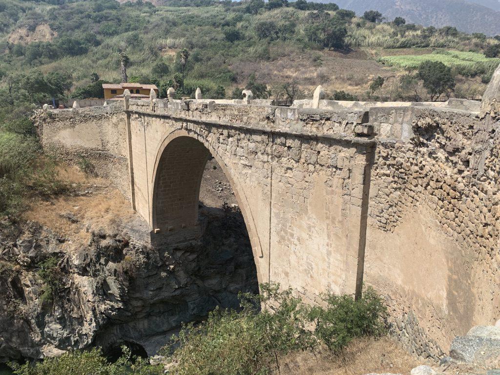 Un pont colonial