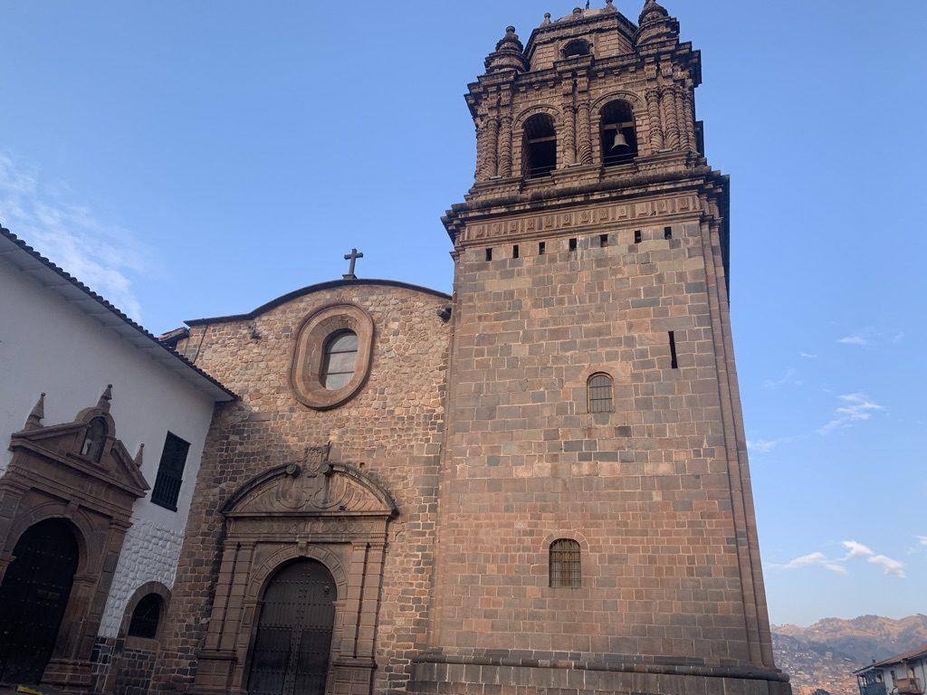 Otra iglesia
