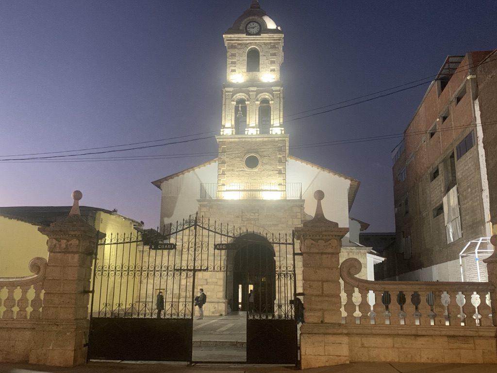 Iglesia Ayviri