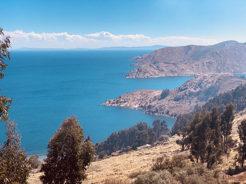 La côte du titicaca