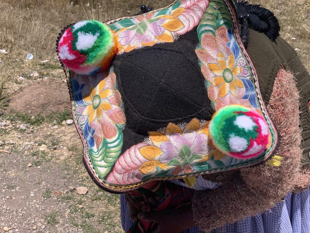 Le chapeau de Capichaca