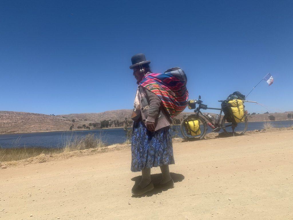 Le sac à dos péruvien
