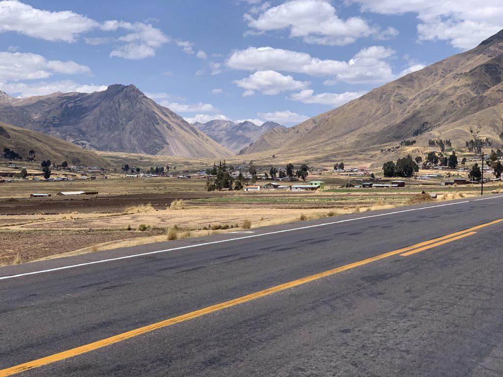 Les grands espaces de l'altiplano