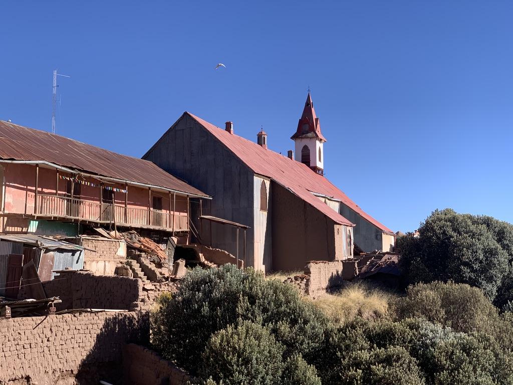 Iglesia del campo