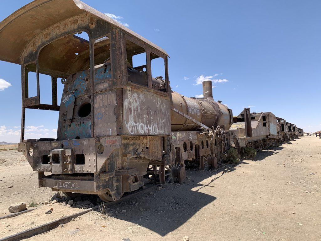 Cimetière des trains