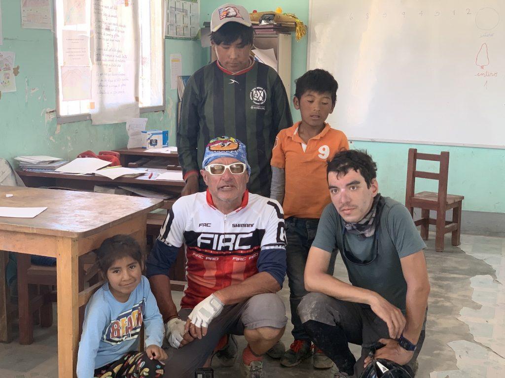 Escuela Aislada Chorcaza