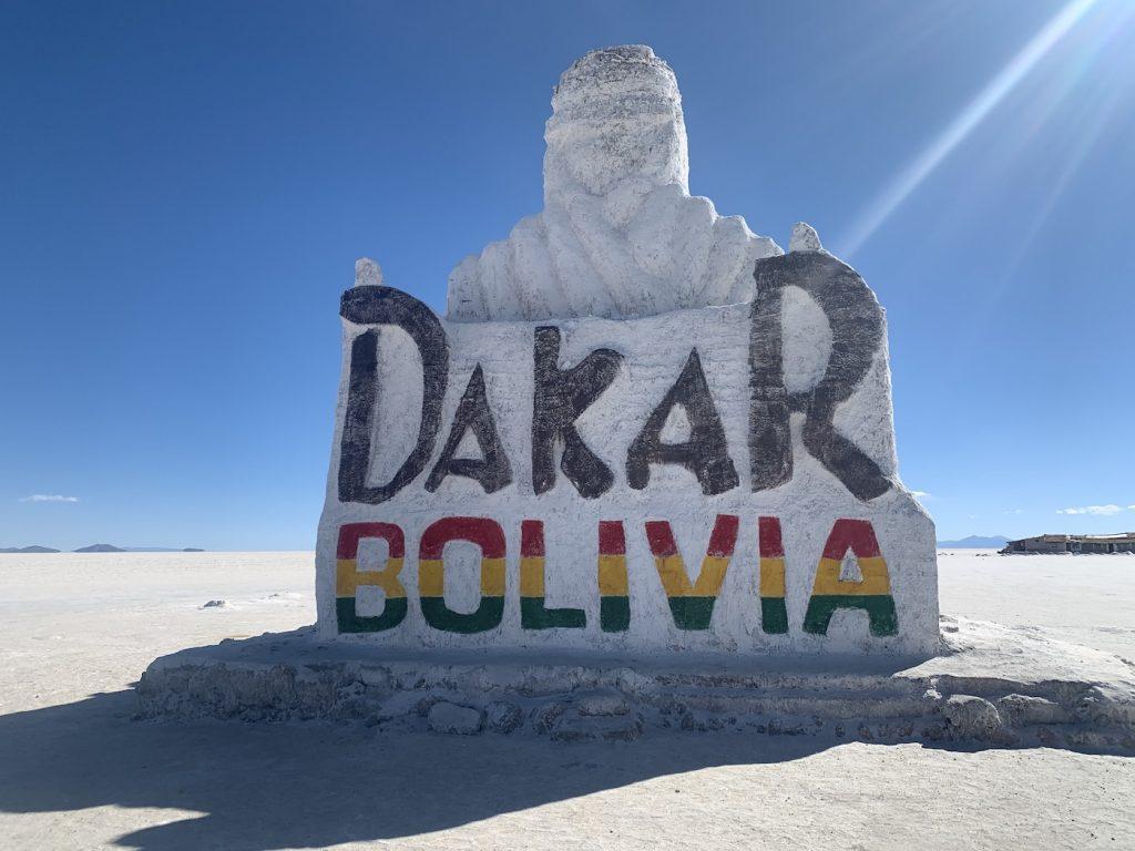 Recuerdos del Dakar