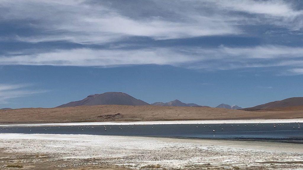 Une lagune