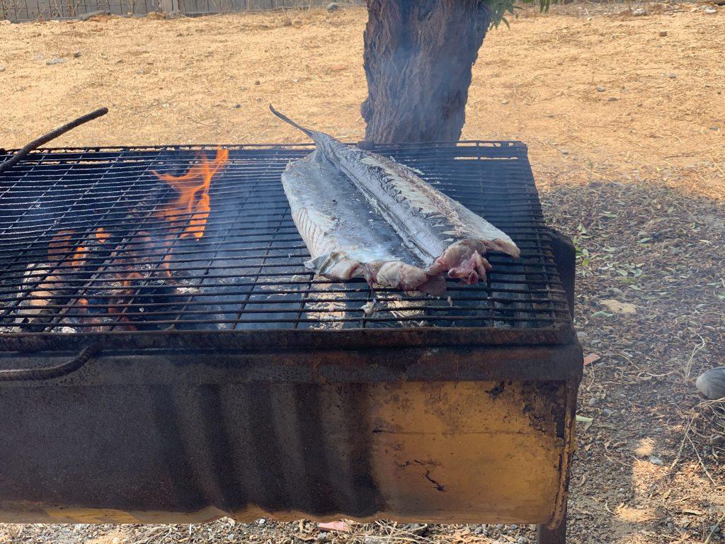 Au bon barbecue