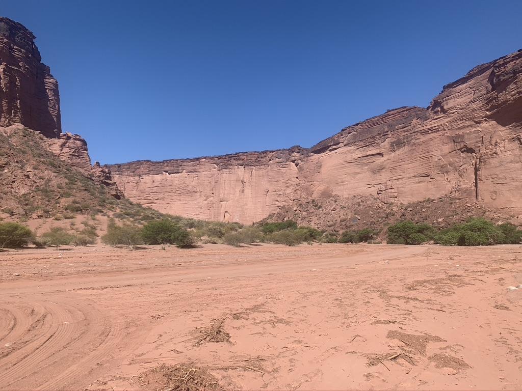 Canyon de Talampaya