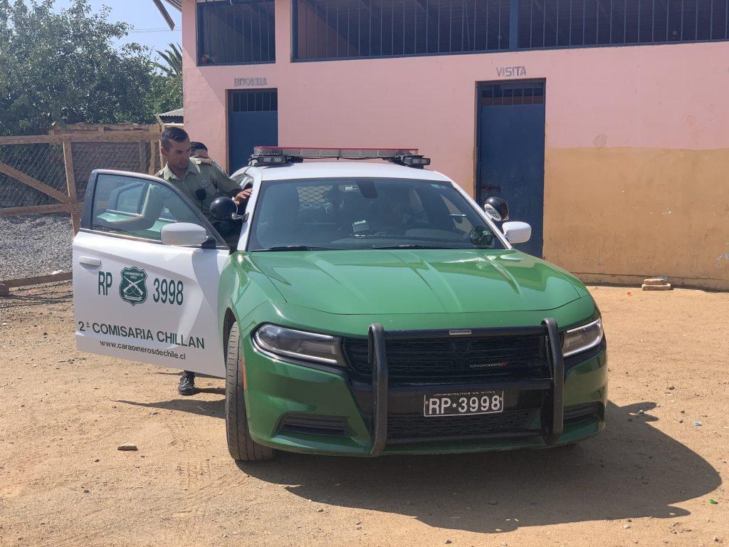 La police nous aide