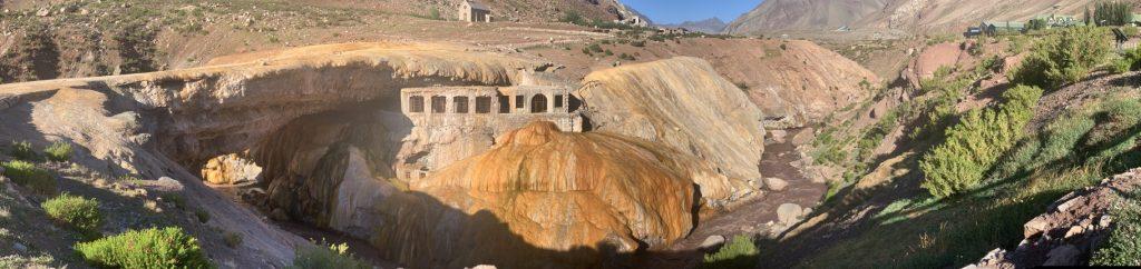 Monument del puente del Incas