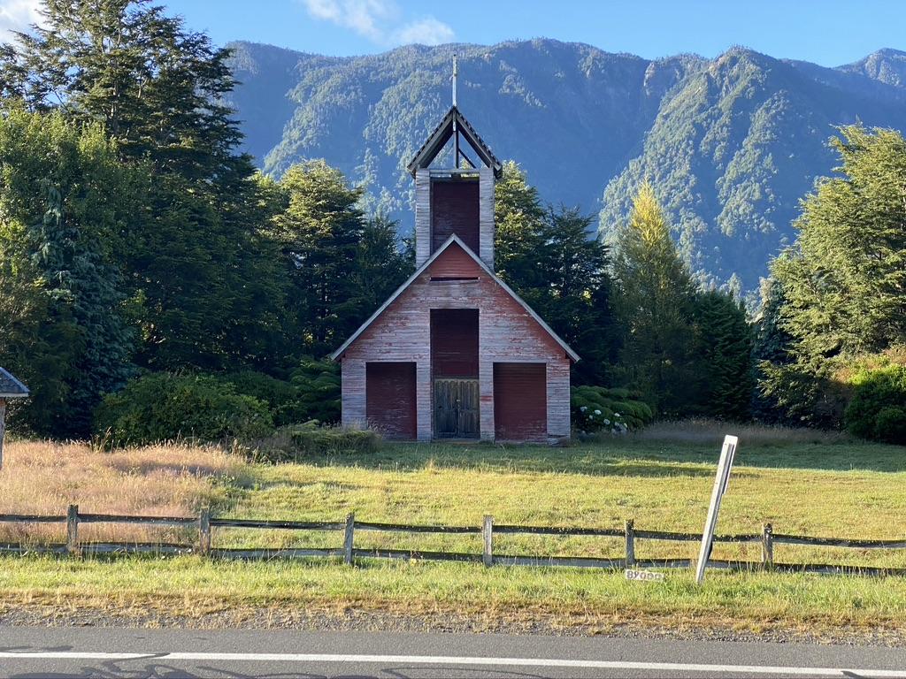 Chapelle de campagne