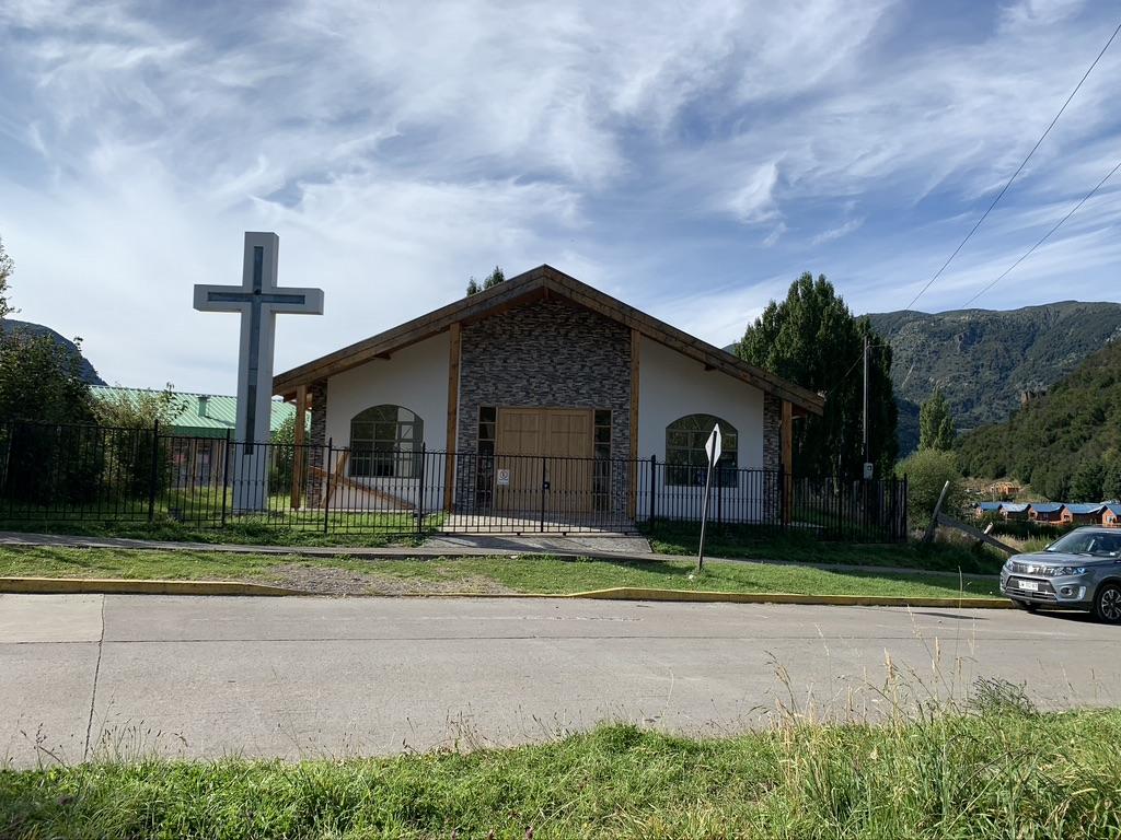 Eglise format moderne