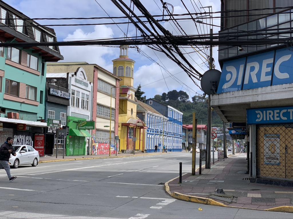 Puerto Montt en couleurs