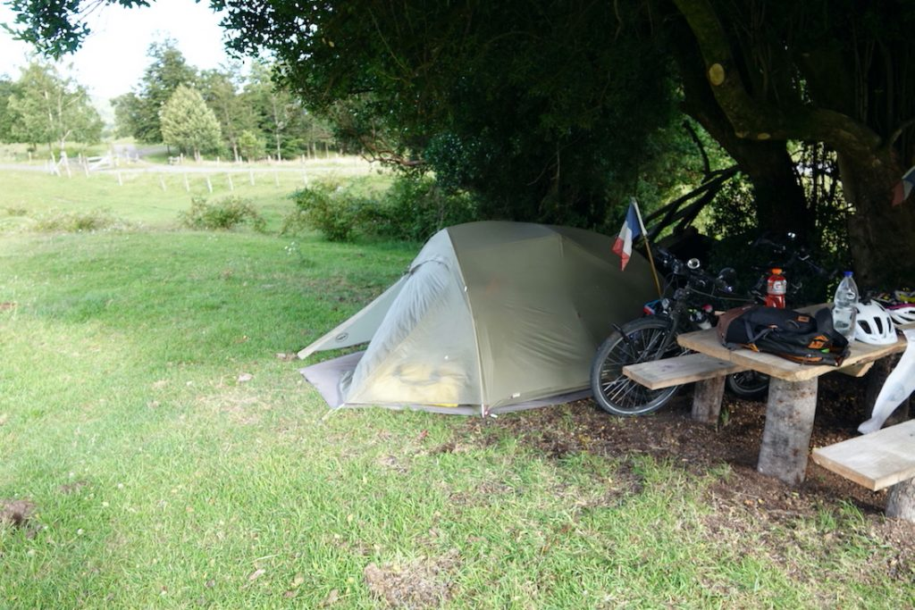 Camping de Caulle