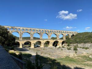 Aqueduc pont du Gard