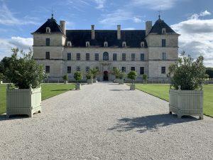 Magnifique château d'AnCy-le-Franc