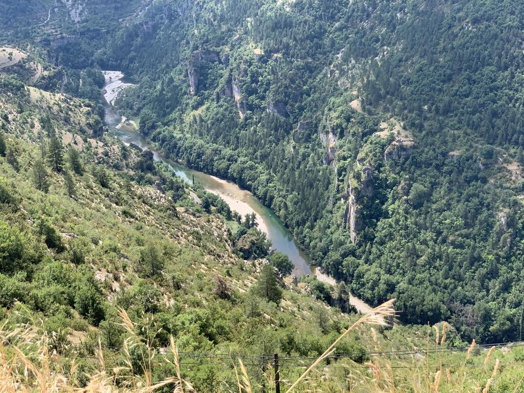 Autre vue des gorges du Tarn