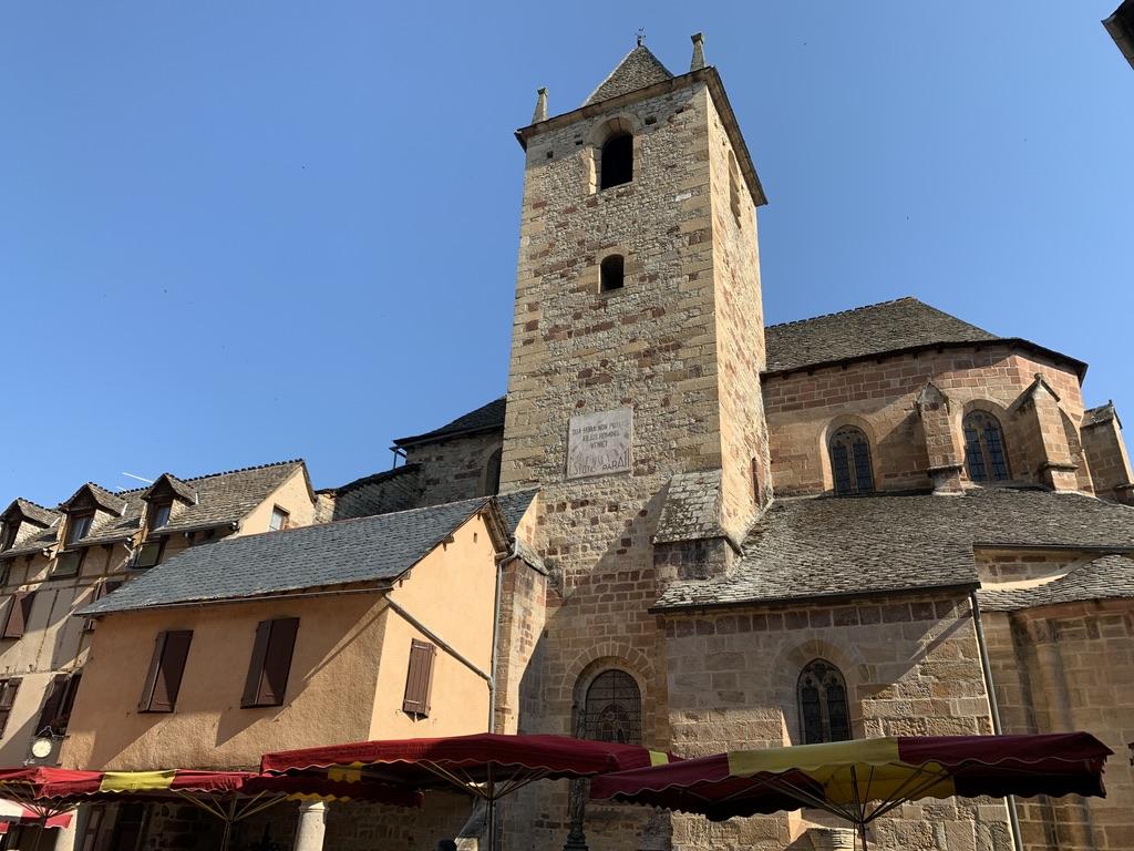 Eglise de la Canourgue